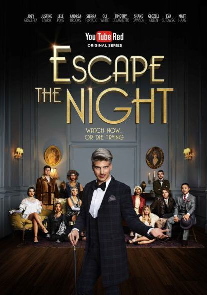 Critiques Séries : Escape the Night. Saison 1. BILAN.