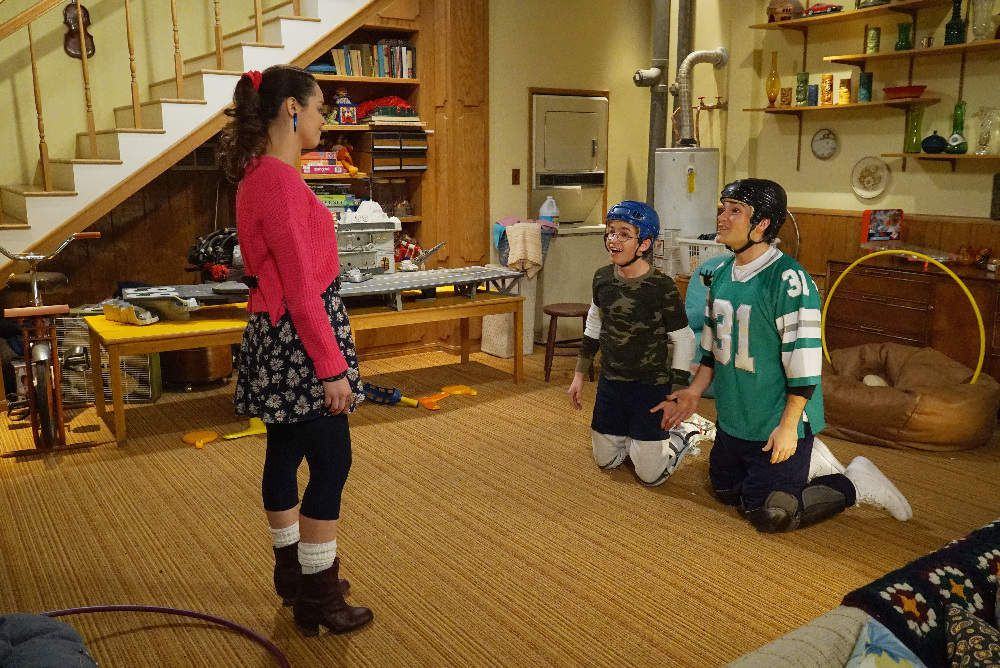 Critiques Séries : The Goldbergs. Saison 3. Episodes 16 et 17.