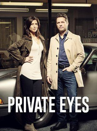 Critiques Séries : Private Eyes. Saison 1. BILAN (Canada).