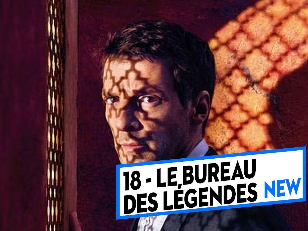 [CLASSEMENT] - 18 - Le Bureau des Légendes (Saison 2)
