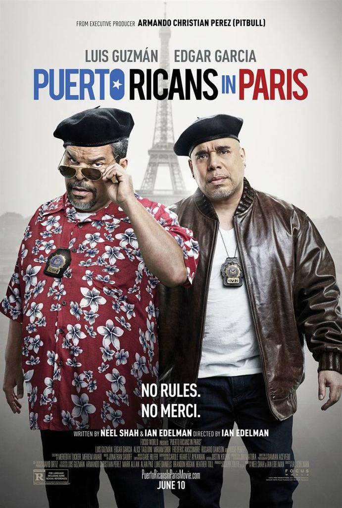 Critique Ciné : Des Porto Ricains à Paris (2016)