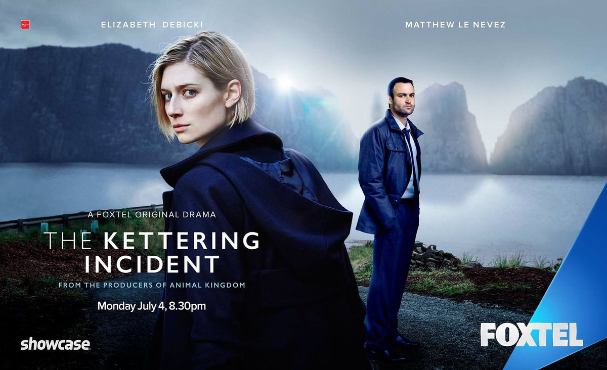Critiques Séries : The Kettering Incident. Saison 1. BILAN (Australie).