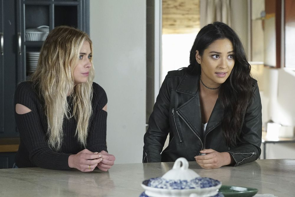 Critiques Séries : Pretty Little Liars. Saison 7. Episode 10.