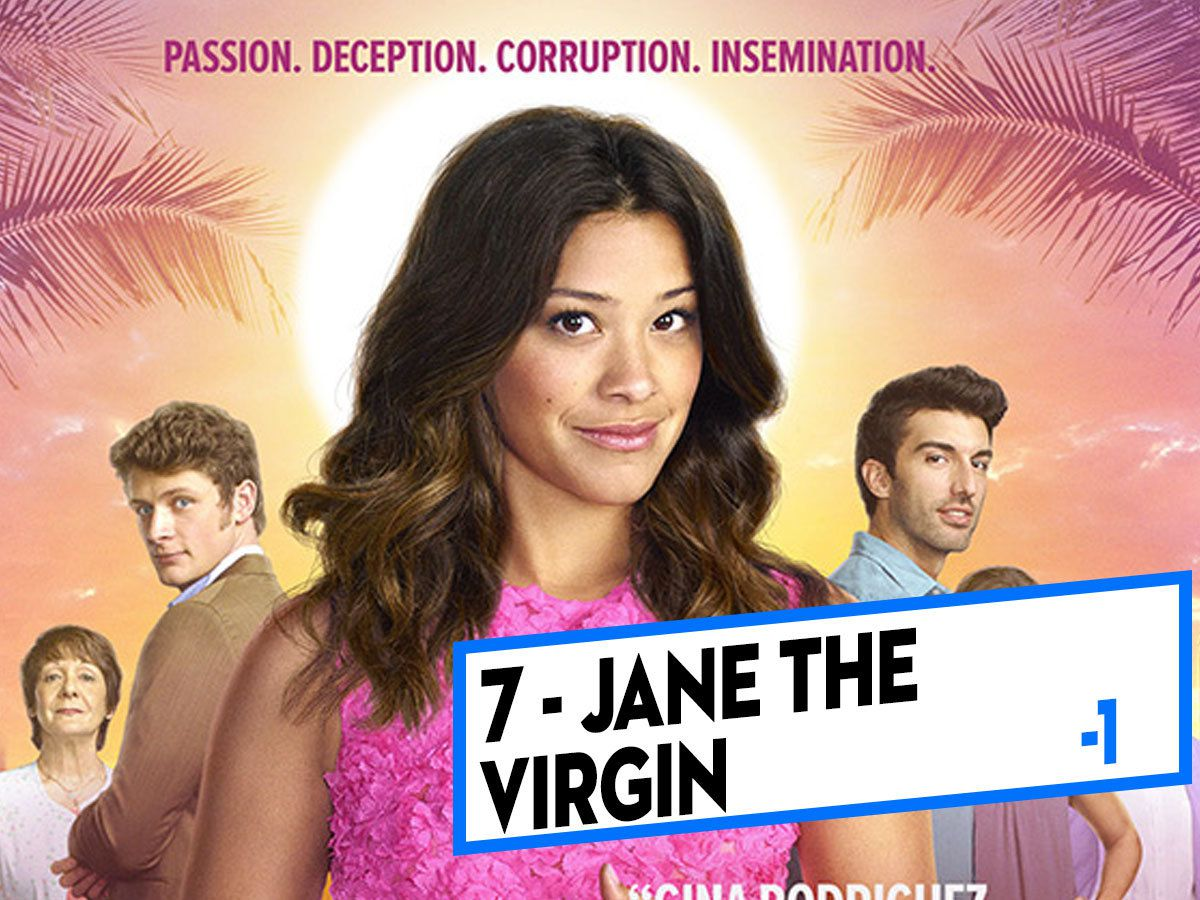 [CLASSEMENT] - 7 - Jane the Virgin (Saison 2)