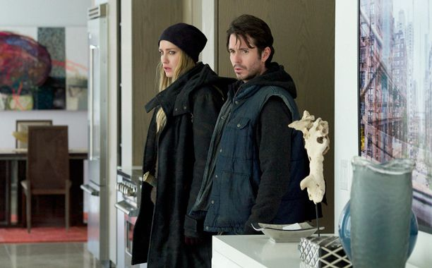 Critiques Séries : The Strain. Saison 3. Episode 2.