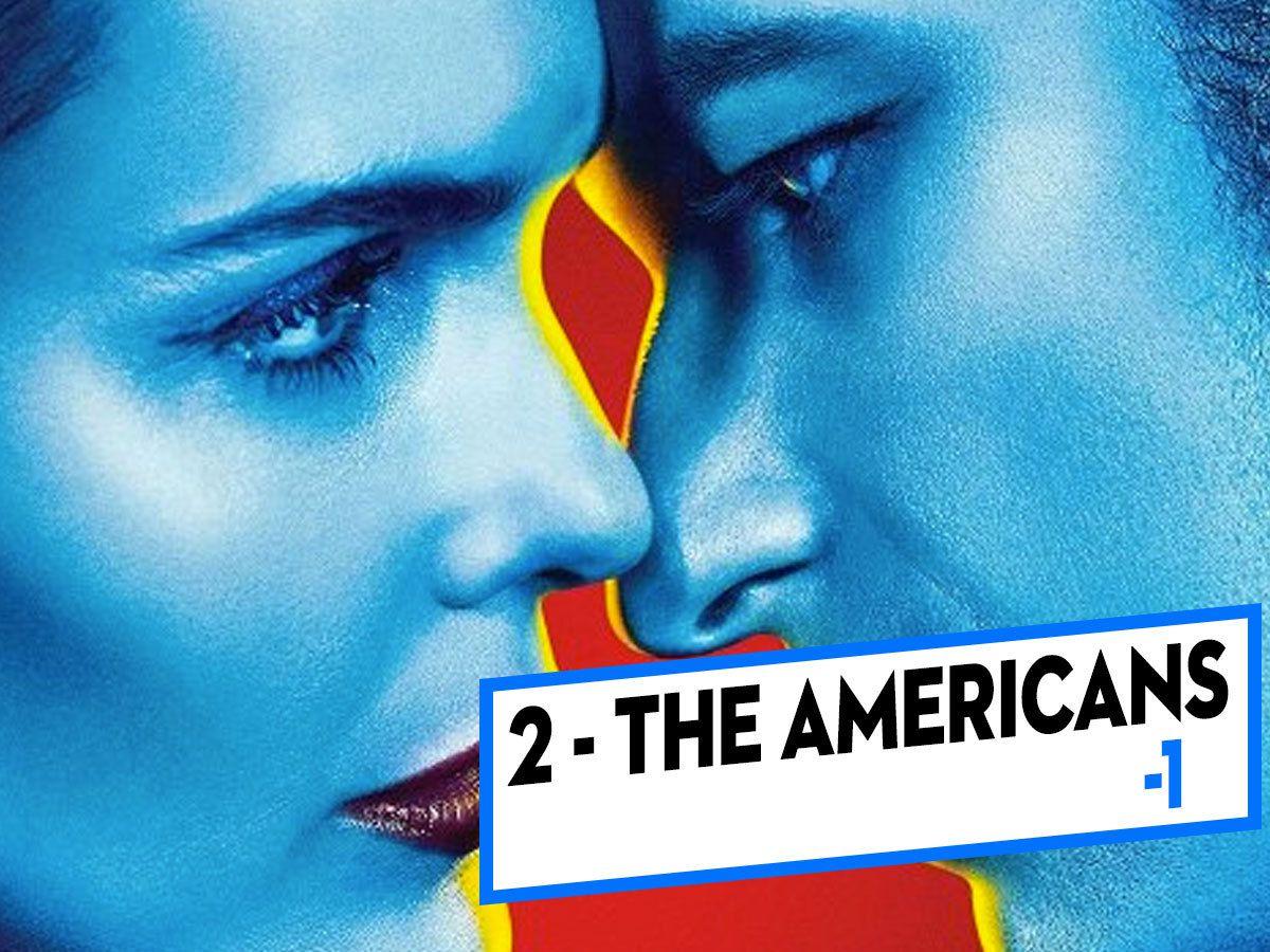 [CLASSEMENT] - 2 - The Americans (Saison 4)