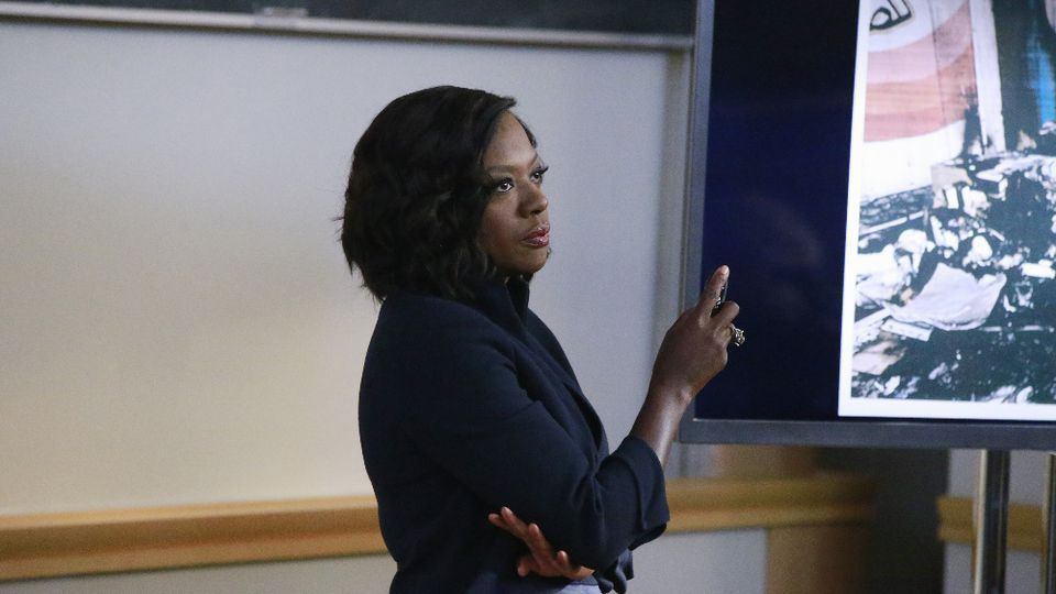 Critiques Séries : How to Get Away with Murder. Saison 3. Episode 1.