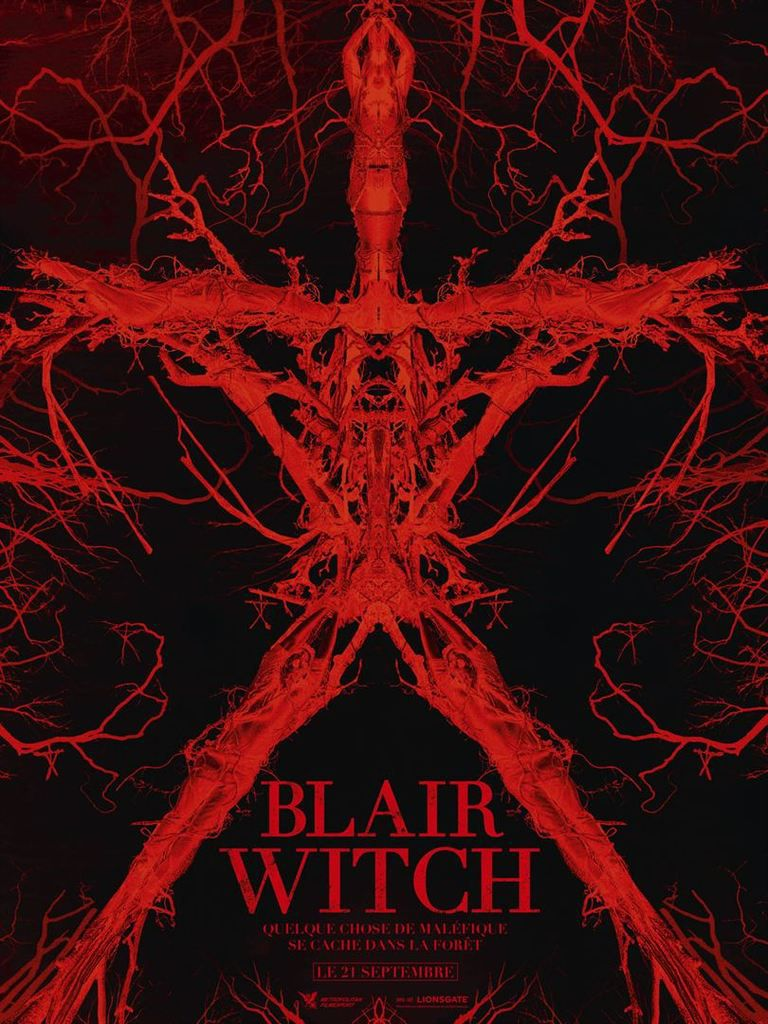 Critique Ciné : Blair Witch (2016)