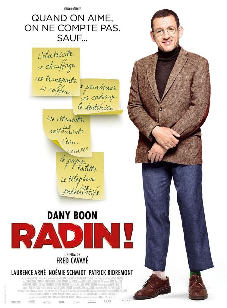 Critique Ciné : Radin ! (2016)