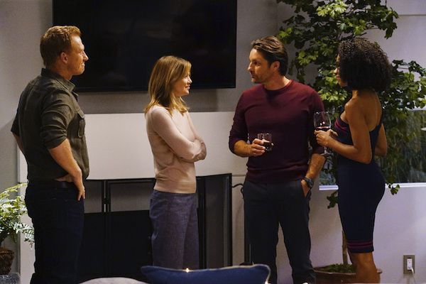 Critiques Séries : Grey's Anatomy. Saison 13. Episode 2.