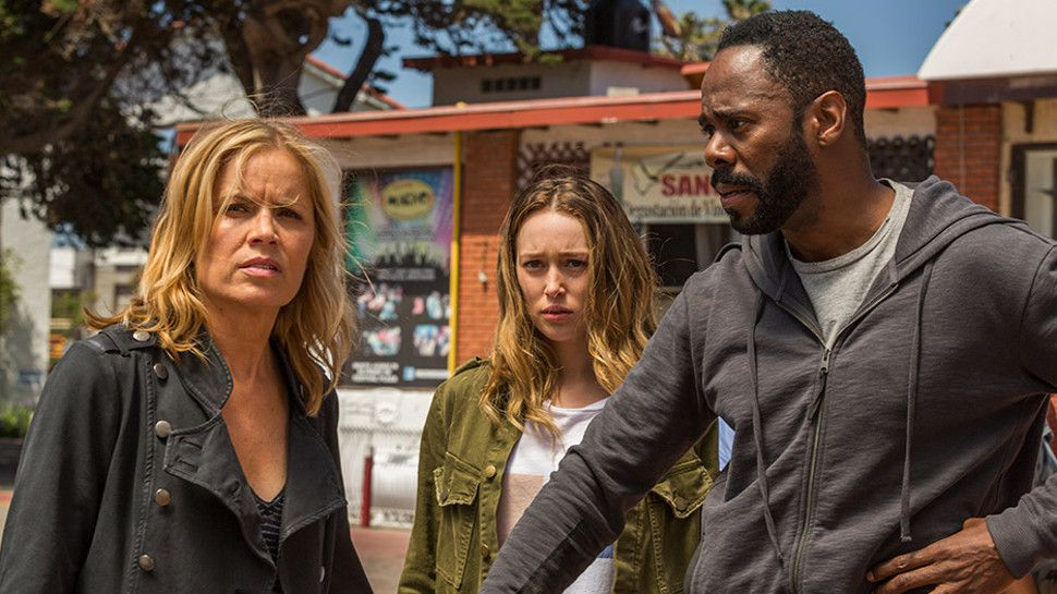 Critiques Séries : Fear The Walking Dead. Saison 2. Episodes 14 et 15.
