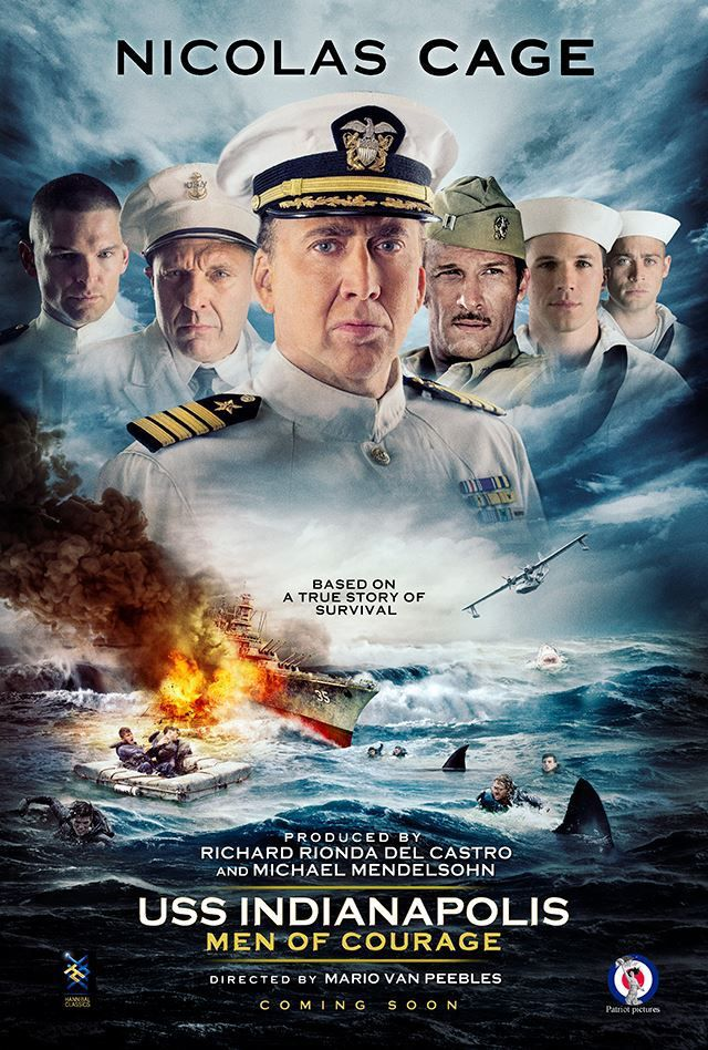 Critique Ciné : USS Indianapolis - Men of Courage (2016)