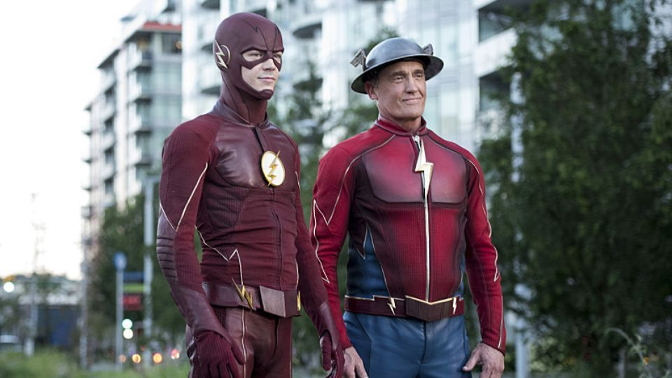 Critiques Séries : The Flash. Saison 3. Episode 2.