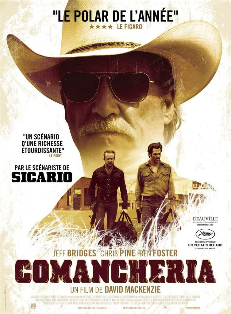 Critique Ciné : Comancheria (2016)