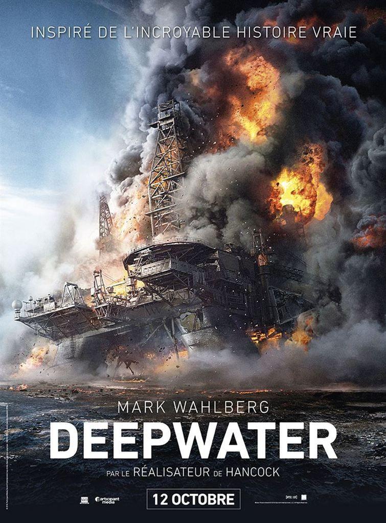 Critique Ciné : Deepwater (2016)