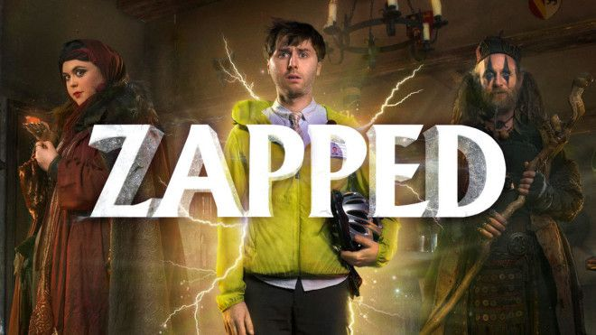 Critiques Séries : Zapped!. Saison 1. Pilot &amp&#x3B; Episode 2 (UK).