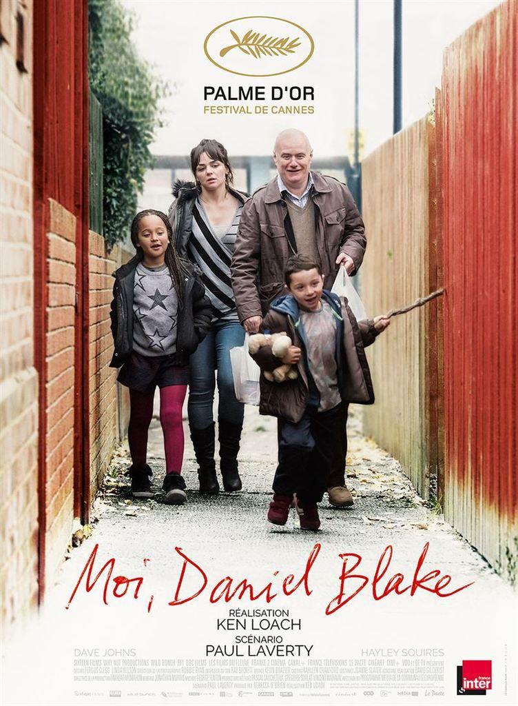 Critique Ciné : Moi, Daniel Blake (2016)