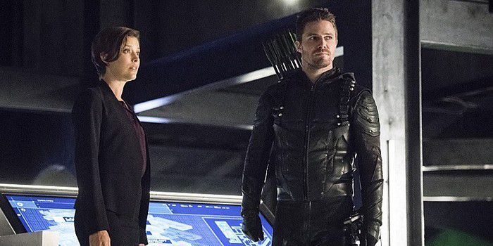 Critiques Séries : Arrow. Saison 5. Episode 4.