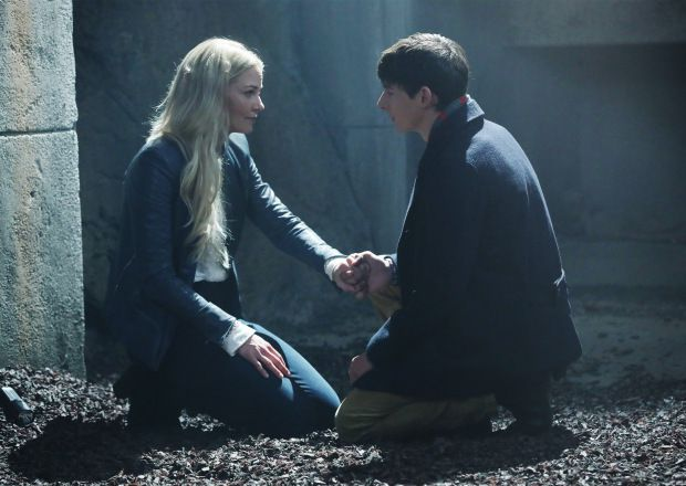 Critiques Séries : Once Upon a Time. Saison 6. Episode 5.