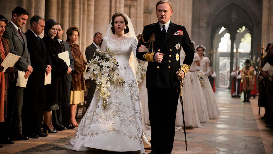 Critiques Séries : The Crown. Saison 1. Pilot.