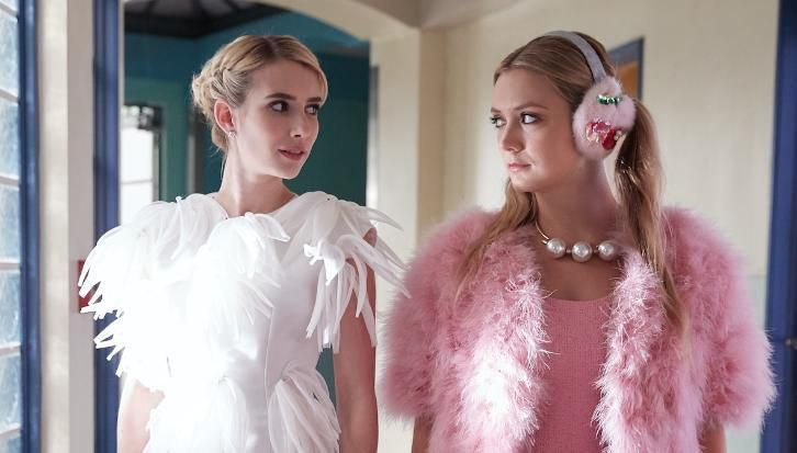 Critiques Séries : Scream Queens. Saison 2. Episode 5.