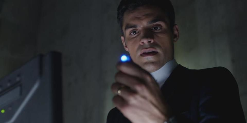 Critiques Séries : Incorporated. Saison 1. Pilot.