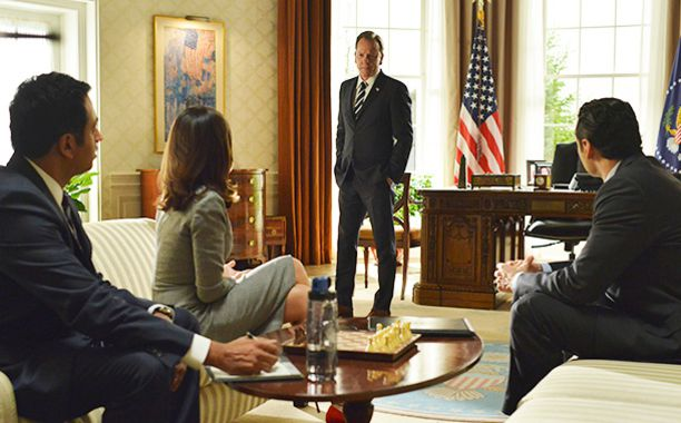 Critiques Séries : Designated Survivor. Saison 1. Episode 8.