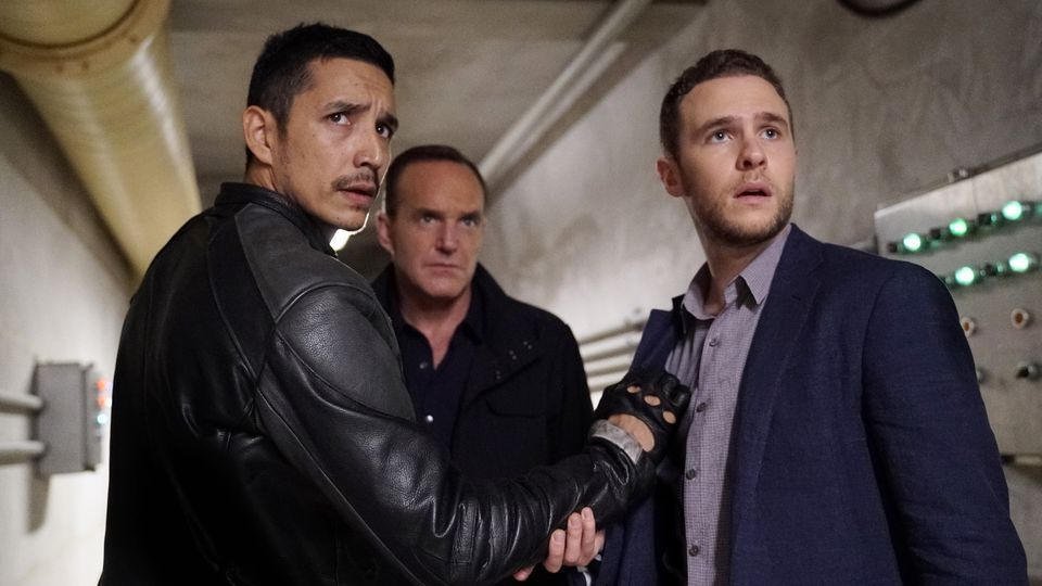 Critiques Séries : Marvel's Agents of S.H.I.E.L.D.. Saison 4. Episode 7.