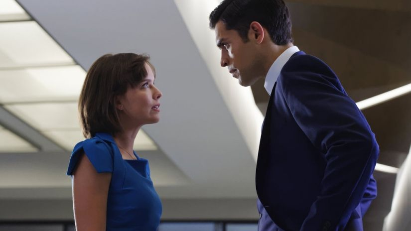 Critiques Séries : Incorporated. Saison 1. Episode 2.