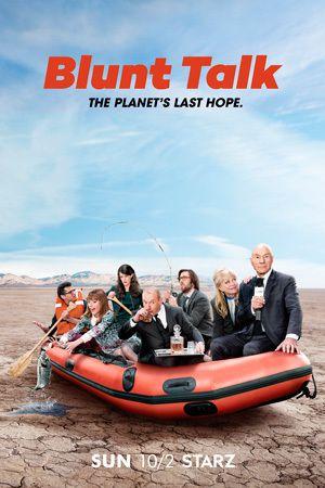 Blunt Talk (Saison 2, 10 épisodes) : Patrick Stewart show…