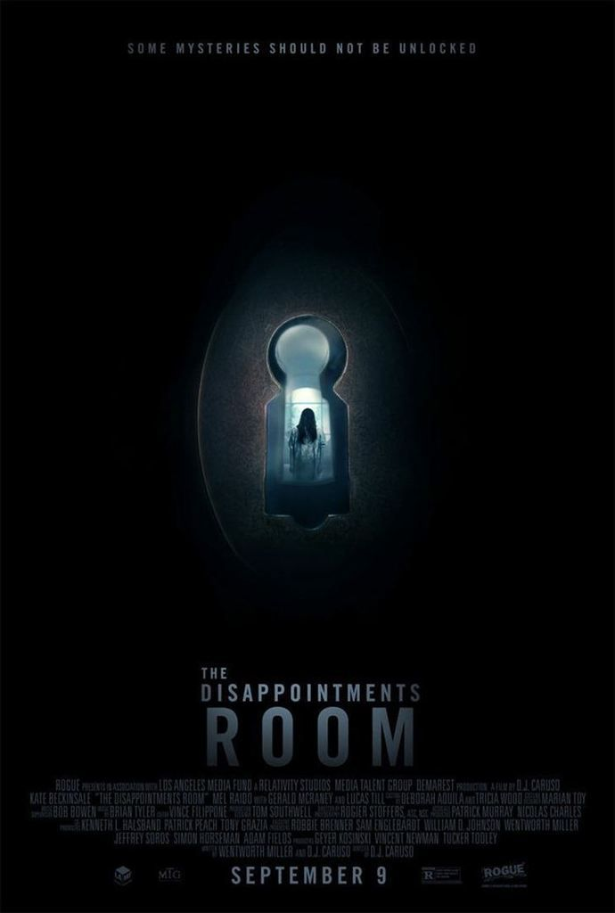 Critique Ciné : The Disappointments Room (2016)