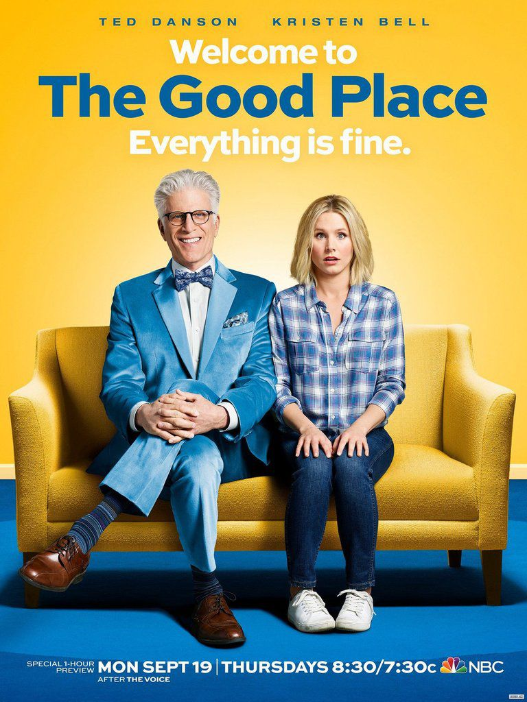 The Good Place (Saison 1, 13 épisodes) : l'enfer au paradis