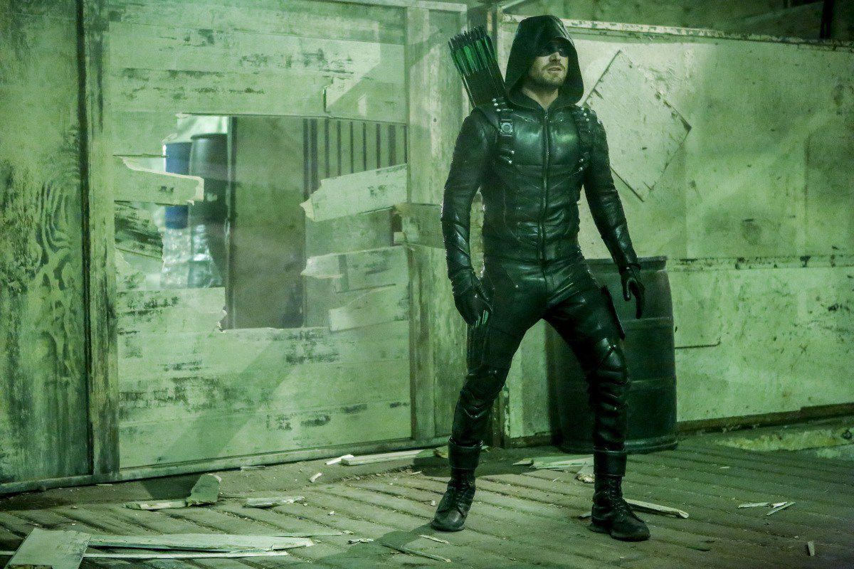 Critiques Séries : Arrow. Saison 5. Episode 10.