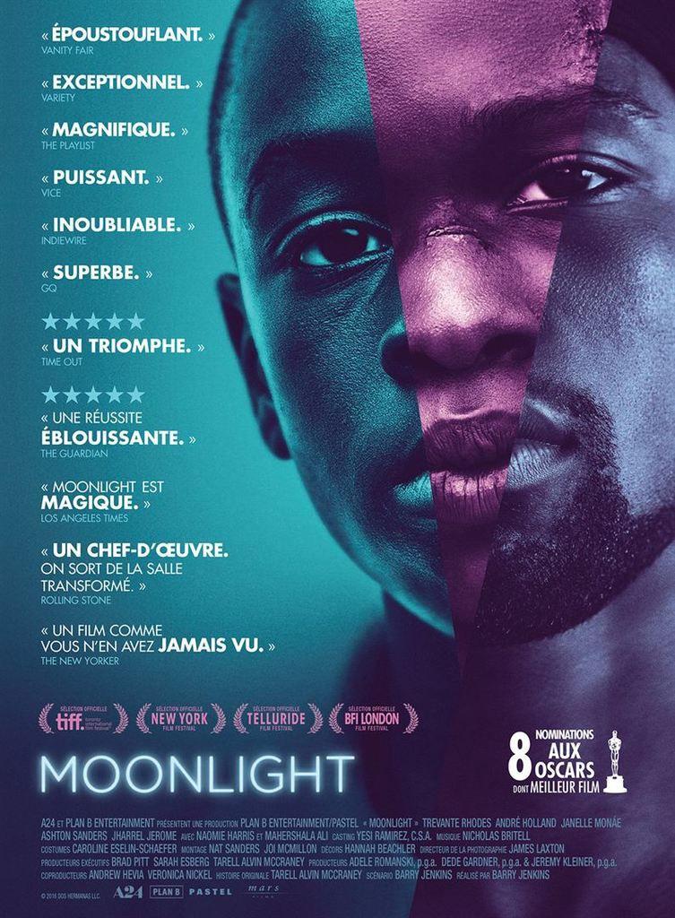 Critique Ciné : Moonlight (2017)