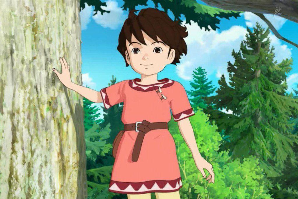 Ronja The Robber's Daughter - Ronja, fille de brigand (Saison 1, 13 épisodes) : Amazon se paye Ghibli