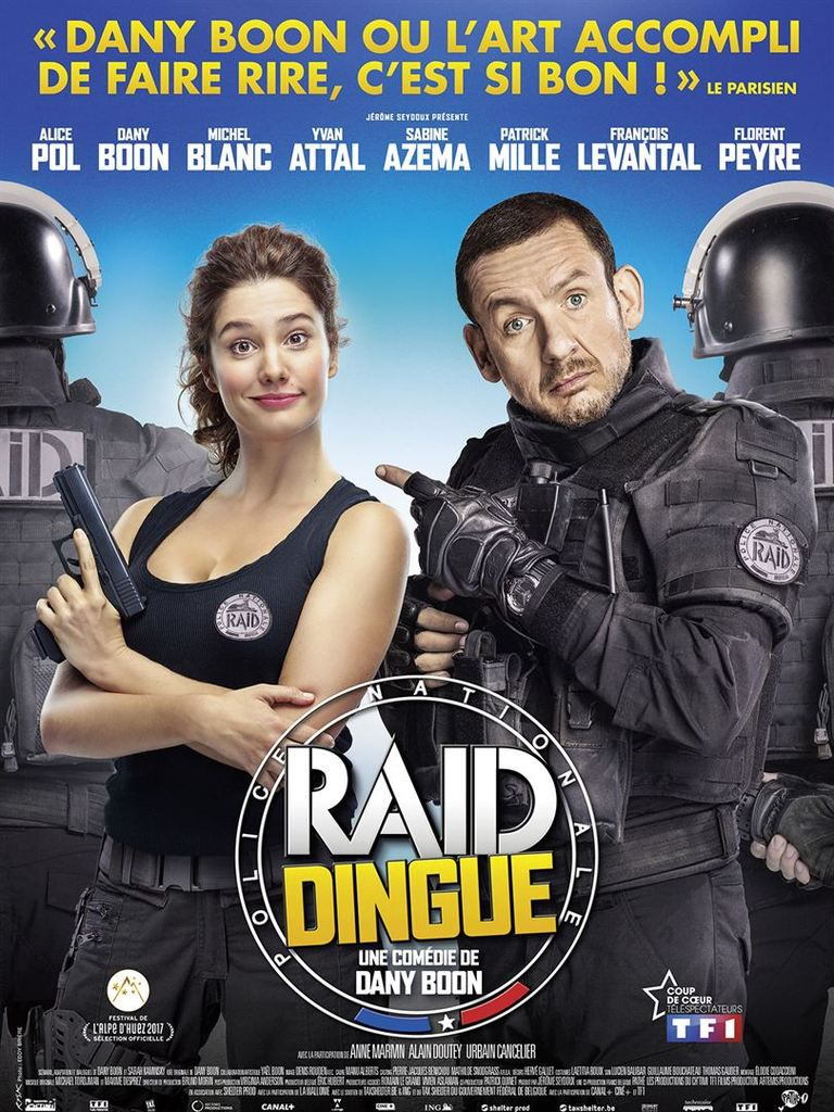Critique Ciné : Raid Dingue (2017)