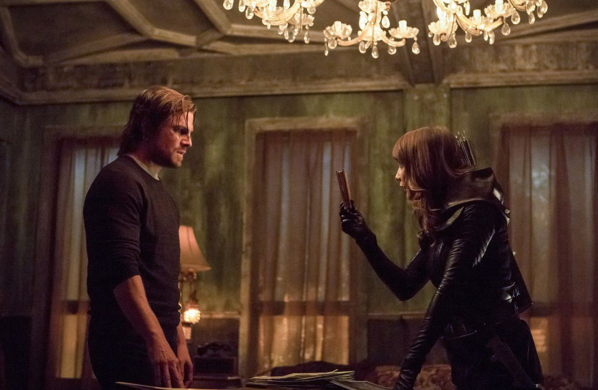 Critiques Séries : Arrow. Saison 5. Episode 11.
