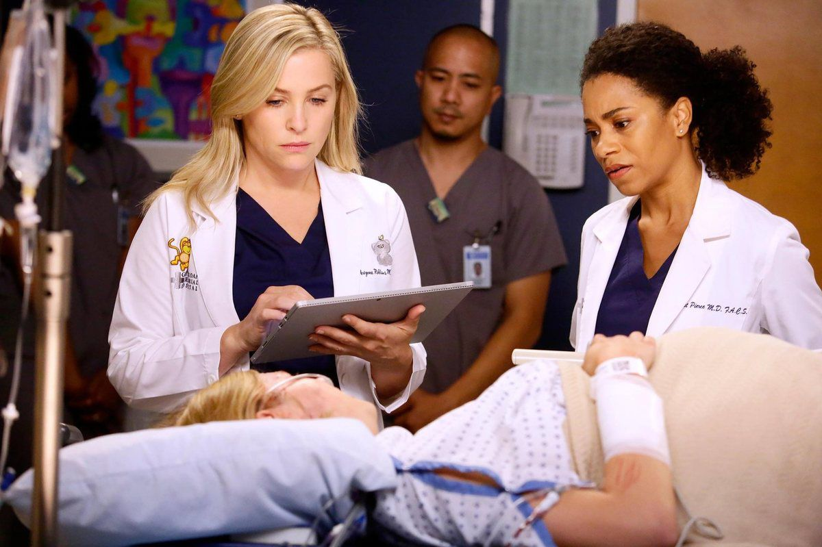 Critiques Séries : Grey's Anatomy. Saison 13. Episode 11.