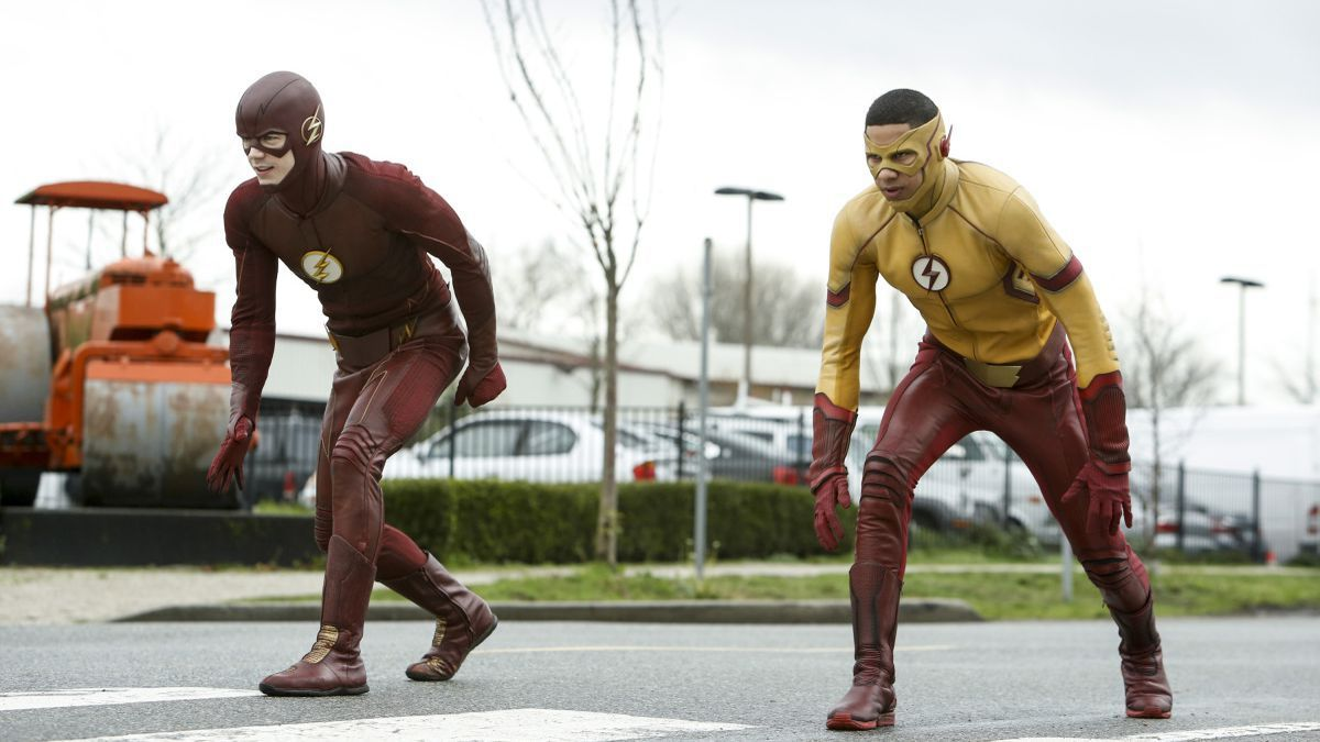 Critiques Séries : The Flash. Saison 3. Episode 12.