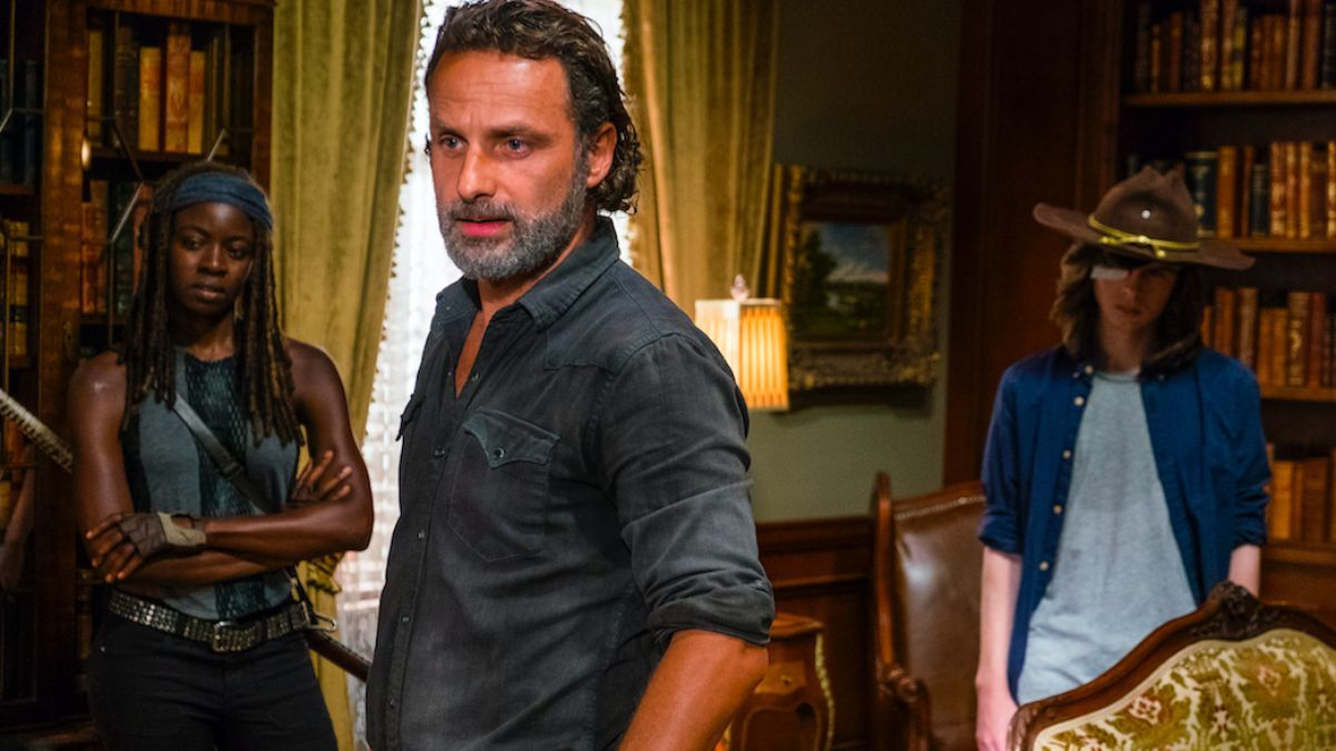 Critiques Séries : The Walking Dead. Saison 7. Episode 9.