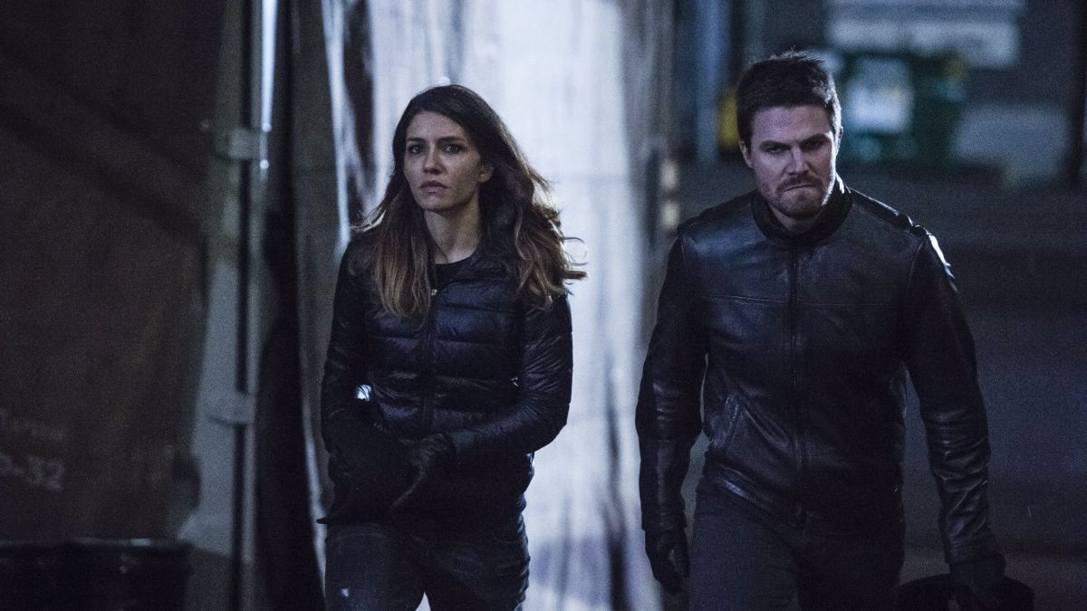 Critiques Séries : Arrow. Saison 5. Episode 12.
