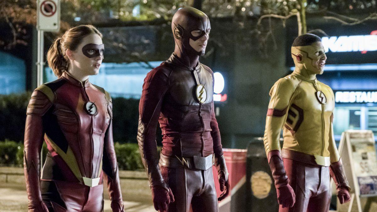 Critiques Séries : The Flash. Saison 3. Episode 14.