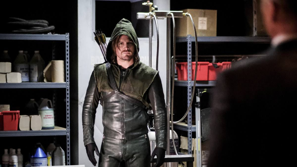 Critiques Séries : Arrow. Saison 5. Episode 17.