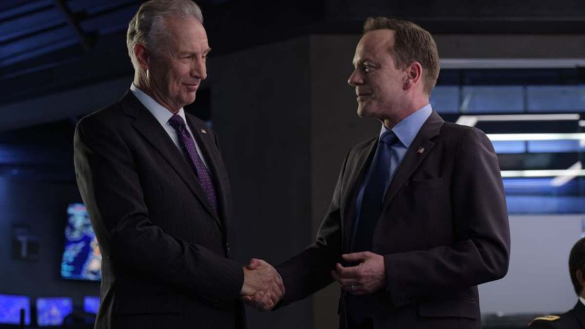 Critiques S 233 Ries Designated Survivor Saison 1 Episode