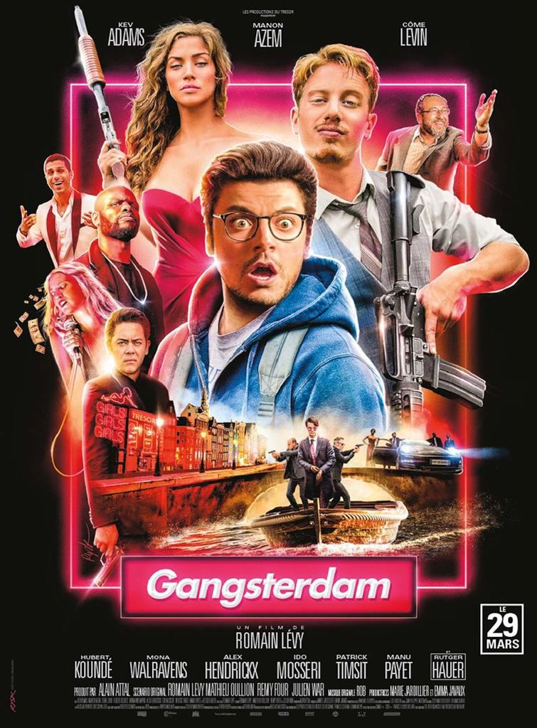 Critique Ciné : Gangsterdam (2017)