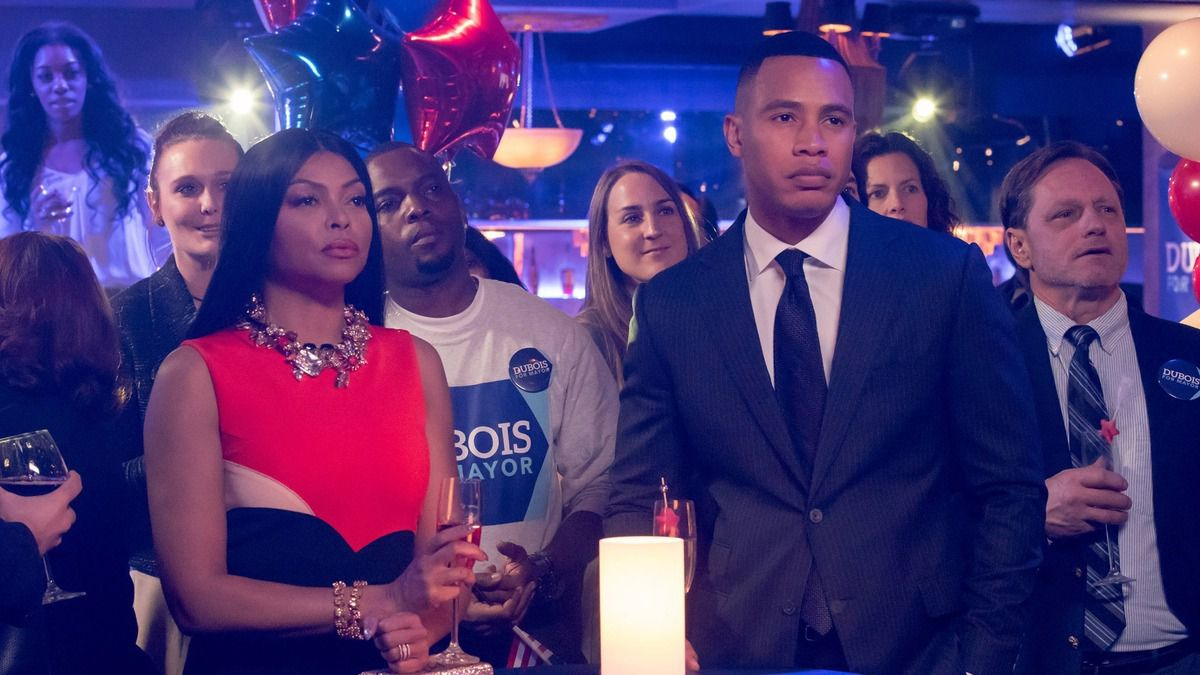Critiques Séries : Empire. Saison 3. Episode 13.