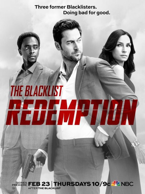 The Blacklist: Redemption - S01 E05
