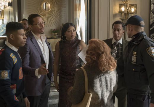 Critiques Séries : Empire. Saison 3. Episode 15.