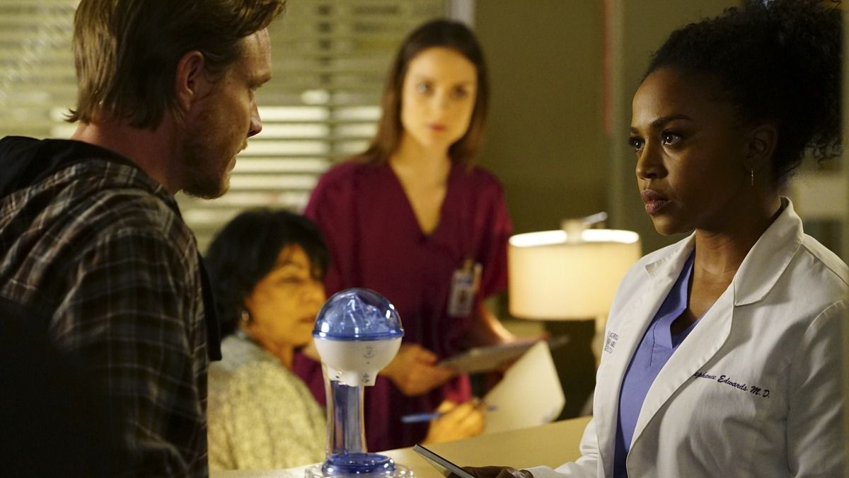 Critiques Séries : Grey's Anatomy. Saison 13. Episode 22.