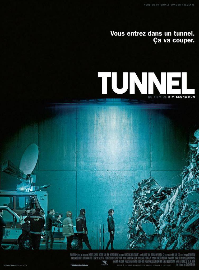 Critique Ciné : Tunnel (2017)